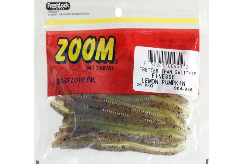 Zoom Finesse Worm Bag