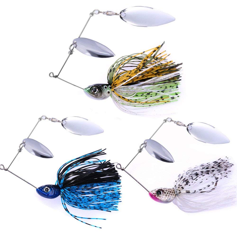 Spinners/ Buzz bait