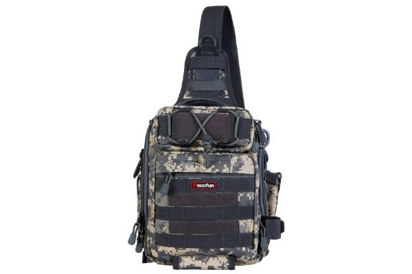 Crossbody Tackle Bag