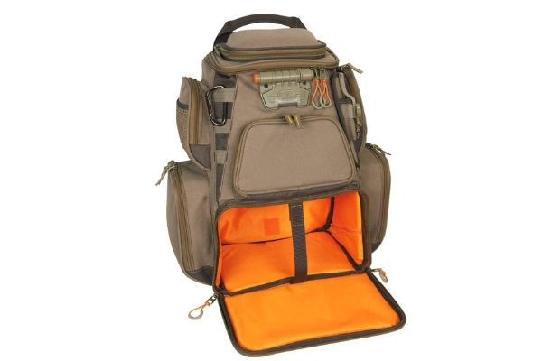 Custom Leathercraft Wild River Lighted Backpack