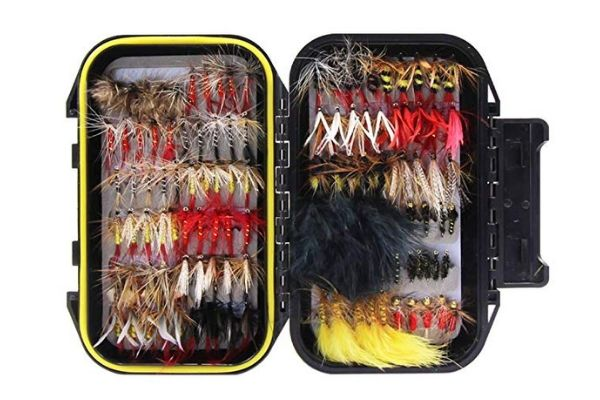 Fly Fishing Assortment Set