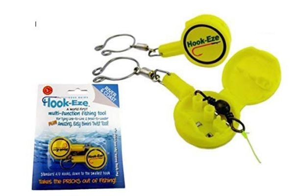 HOOK-EZE Fishing Gear Knot Tying Tool