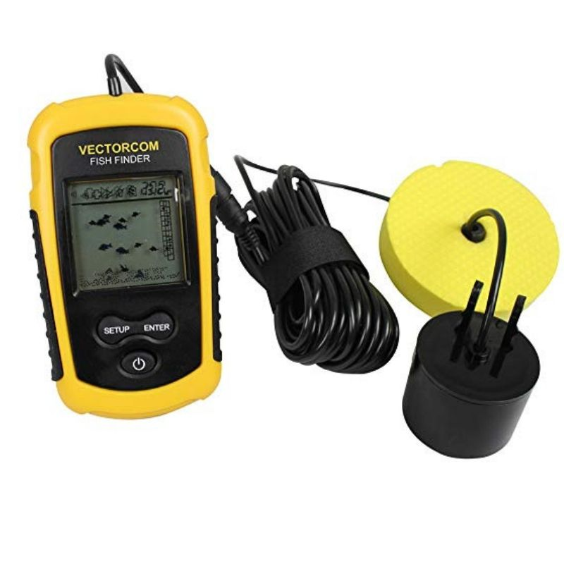 Vectorcom Portable Wired Fish Finder