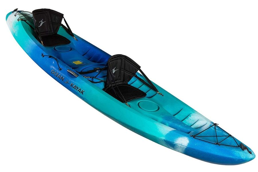 Ocean Kayak Malibu Tandem Recreational Fishing Kayak