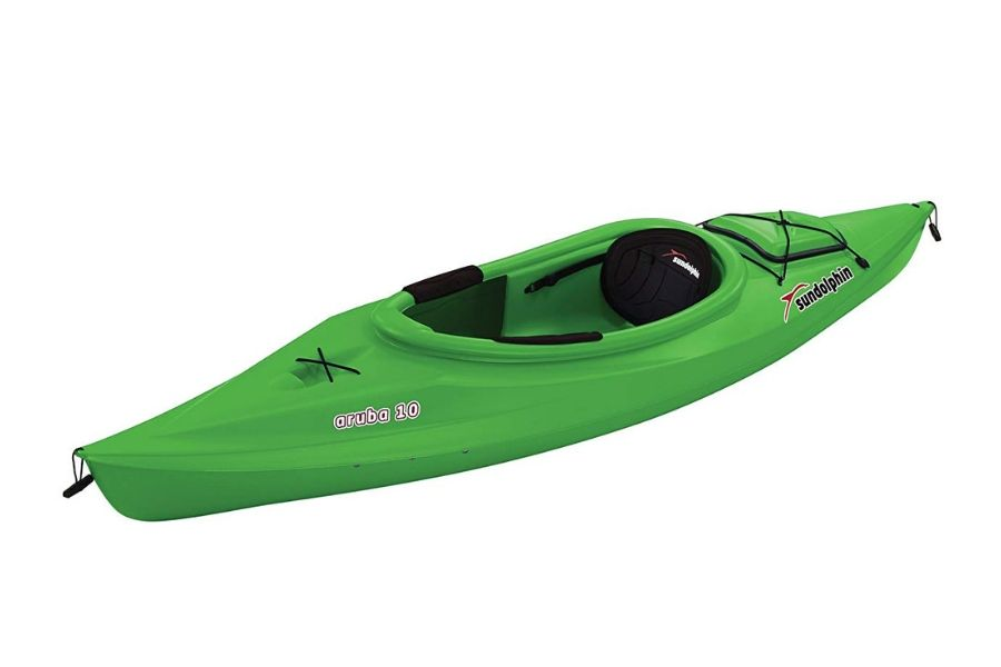 Sun Dolphin Aruba 10 Sit In Fishing Kayak